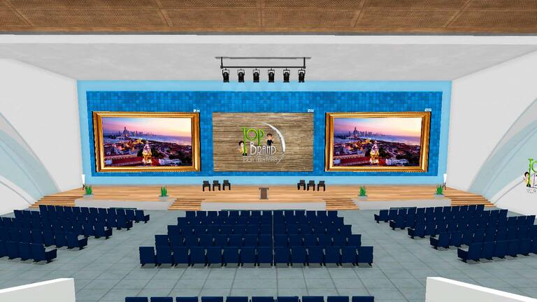 INTRODUCING SAN ANDRES EVENT CENTER